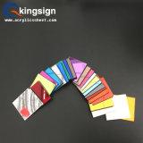 Kingsign flexible de alimentación de la hoja de espejo de acrílico de 3mm