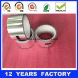 cinta conductora del papel de aluminio 90mic