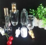 100ml de hoogwaardige Transparante Fles van het Glas van het Parfum, de Fles van het Glas van de Emulsie