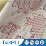 항균성 뜨개질을 한 매트리스 똑딱거리는 직물
