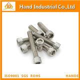 Super Austenite 904L 1.4539 N08904 DIN912 Bec hexagonal