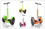 Fetter Gummireifen-elektrischer Roller-preiswerter Roller des Wind-Vagabund-19inch