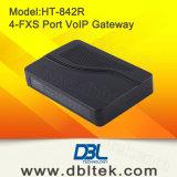 HT-842R 4 FXS VoIP Kommunikationsrechner (ATA)