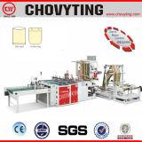 Automatischer Plastikhuhn-Beutel-Brot-Beutel, der Maschine herstellt