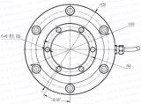 Tipo cella della rotella di profilo basso di caricamento con il disegno della ciambella e la cella di caricamento del pancake (BR118)