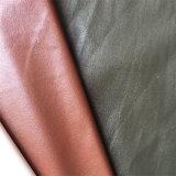 Couro PU sintético para vestuário Hw-1641