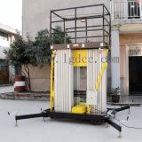 plataforma de trabalho 12meters aéreo hidráulica de alumínio (GTWY12-300SB)