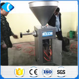 Servo Motor en PLC Machine van de Vuller van de Worst van de Controle de Vacuüm