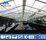 Tienda Eventos fiesta al aire libre con techo transparente para bodas