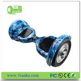 Diseño nuevo Scooter eléctrico con lámpara y Bluetooth.