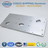 Alumínio extrudido personalizados com usinagem CNC (ISO9001:2008 certificados)