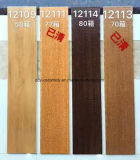 Azulejo de suelo de madera de cerámica de la talla múltiple de Foshan