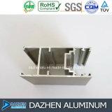 L profil en aluminium de forme pour la porte Afrique du Sud de guichet