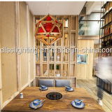 Lâmpada de madeira moderna do pendente do estilo de Decoative Italy do projeto