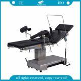 Table tournante électrique AG-Ot010b Table d'examen médical Table flottante à rayons X
