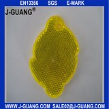 黄色い反射キーホルダー(JG-T-15)