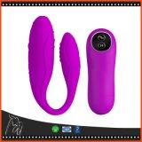 Geschwindigkeits-Silikon-drahtloses Fernsteuerungszerhacker-Geschlechts-Spielzeug des Nachladen-30