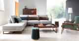Sofá moderno de la tela de los muebles de la sala de estar del estilo de la manera