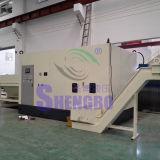 Serragem de aço horizontal Cuber automático