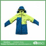 2017 바람 치마를 가진 새로운 겨울 스키 재킷