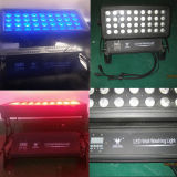 color al aire libre de la ciudad de las luces LED de 36X12W RGBW 4in1