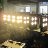 Luz caliente de la etapa de la anteojera LED de la audiencia de la MAZORCA de los ojos del blanco 4