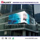 Fixes d'intérieur extérieurs installent annoncer le panneau de DEL/l'écran/signe/mur/panneau-réclame de location d'affichage vidéo