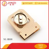 Luxe Design Zinc Alloy Zip Twist Bag Lock