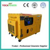 комплект генератора низкой цены 9kw звукоизоляционный тепловозный