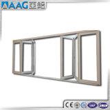 Aluminiumdoppelverglasung-AußenBi-Faltende Innentür