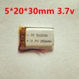 Batterij 052030 van Thium van het polymeer de Boeddhistische Spreker van de Spreker van de Bijbel van het Heilige Schrift
