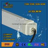 公認IP65 LEDの三証拠ライト5年の保証のCe&RoHS 30W