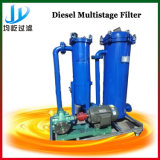 Carro móvel da unidade da filtragem do petróleo da fonte