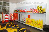 Jiachen Factory Yellow Blow Molded Plastic Traffic Barrier