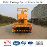 자치제를 위한 14m Jmc Euro4 공중 플래트홈 특별한 트럭