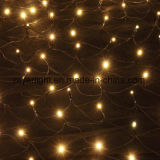 2.4 * 2m Professional LED Net Light Décoration de Noël Articles de jardin