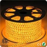 5050 diodo emissor de luz flexível de 50m RoHS CRI80 Ruban