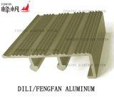 Строительные материалы алюминиевые лестницы Nosing для тяжелого режима работы