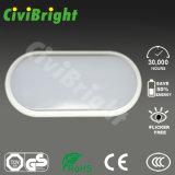 10W LED redondo lámparas de mamparo con el CE RoHS