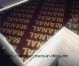 Finlandia Fenólico marrón pegamento Film enfrenta la madera contrachapada