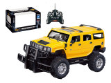 1: 24 Remote Radio Control Toy RC Car (H0055484)