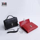 6072。 ショルダー・バッグのハンドバッグ型牛革製バッグのハンドバッグの女性袋デザイナーハンドバッグの方法は女性袋を袋に入れる