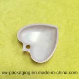 ハート形の印刷された豪華なPPのプラスチック固体まめの皿