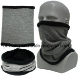 Cadeaux promotionnels Grey Custom Logo Neck Warmer