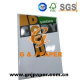 Papier-copie favorable à l'environnement de 70GSM A4 en feuille