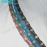 D9.0 Diamont Sierra de alambre para corte de losas