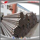 Tubo de acero y tubo negros soldados ERW China de ASTM A53