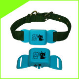 Cctr623 Gatos impermeáveis ​​em tempo real Pet Dog Collar GPS Tracker Lifetime Free Platform Service Charge