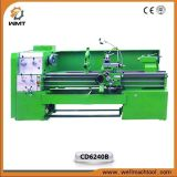 Machine de tour en métal de précision de CD6250B avec ISO9001