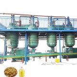 Huile de tournesol de cuisson fabricant de machines de plantes de raffinerie de raffinage